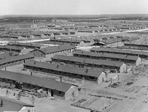 Poston Relocation Camp.