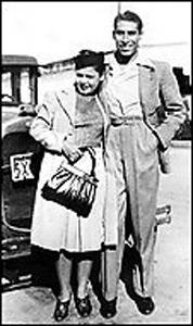 Sylvia's parents.